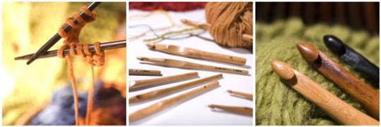 Laurel Hill Knitting Needles & Crochet Hooks