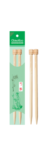"ChiaoGoo 9"" Single Point Bamboo"
