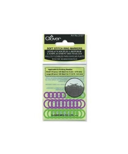Clover Soft Ring Markers