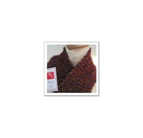 Kids Knitted Scarf Starter Kit
