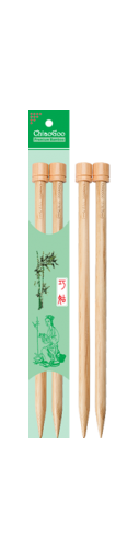 "ChiaoGoo 13"" Single Point Wood"