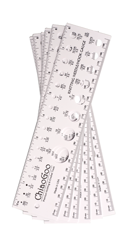 ChiaoGoo Needle Gauges