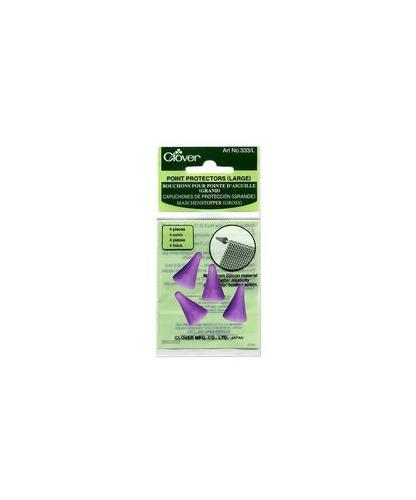 Clover Large Point Protectors