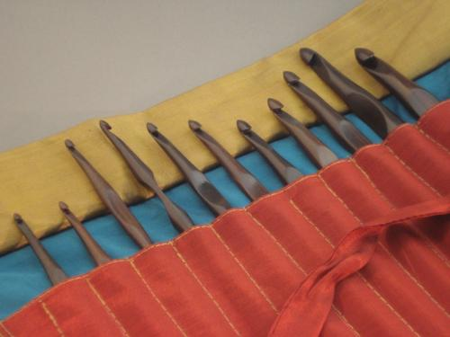 Ebony Crochet Hook Set