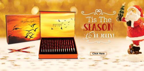 The Golden Light Gift Set